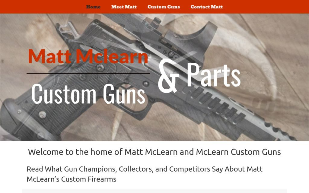 Mclearn Custom Guns