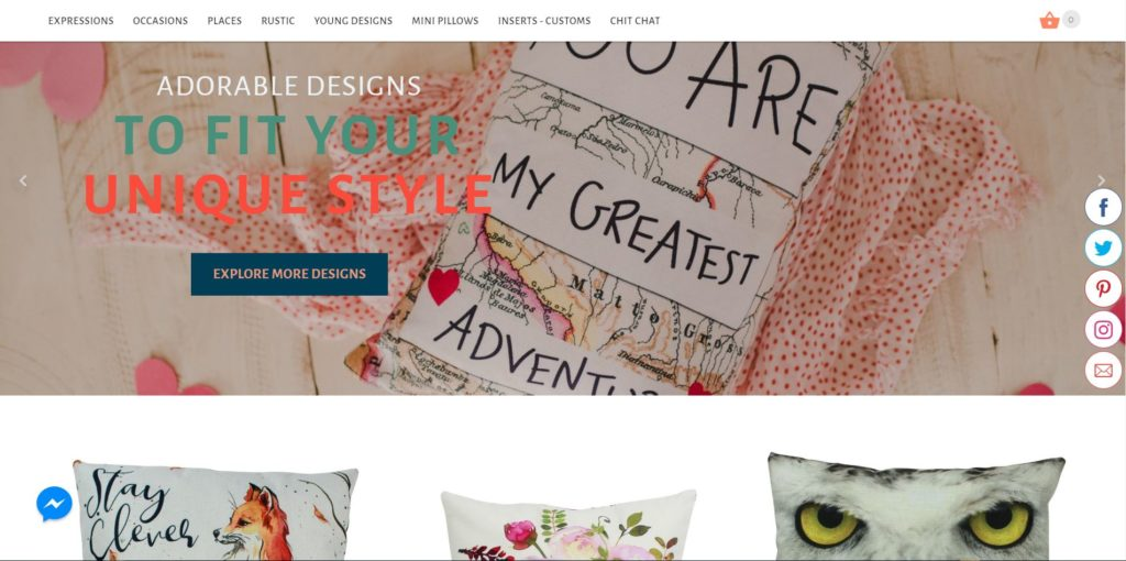 UniikPillows is a mother daughter team that loves designing, being artistic, finding the unusual and we certainly don\'t Creating Custom Pillow Designs to reflect your personality and brighten up your space!  - UniikPillows is a mother daughter team